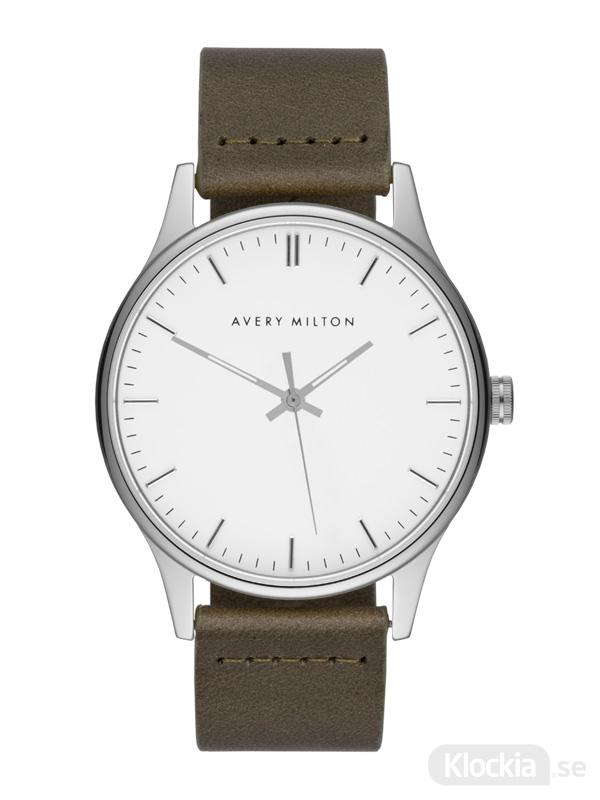 Avery Milton Como Olive Silver White 1193404220