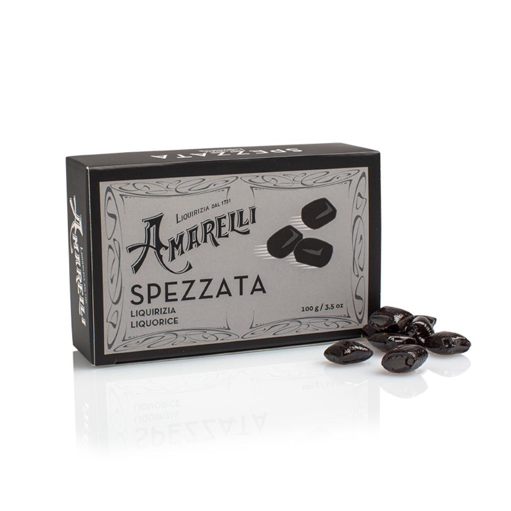 Spezzata Liquorice 100g by Amarelli