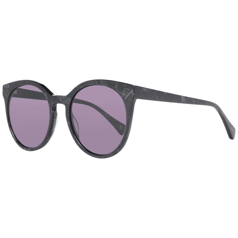 Yohji Yamamoto Women's Sunglasses Grey YS5003 54024