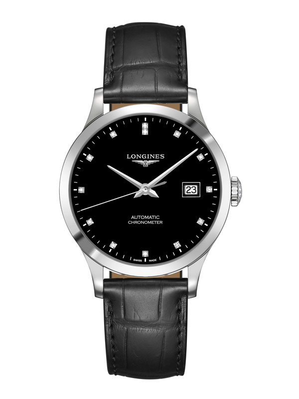 Longines Record Chronometer 38.5mm L2.820.4.57.2