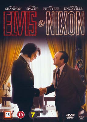 Elvis & Nixon- Dvd
