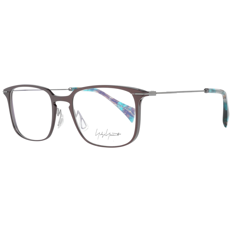 Yohji Yamamoto Men's Optical Frames Eyewear Brown YY3029 51163