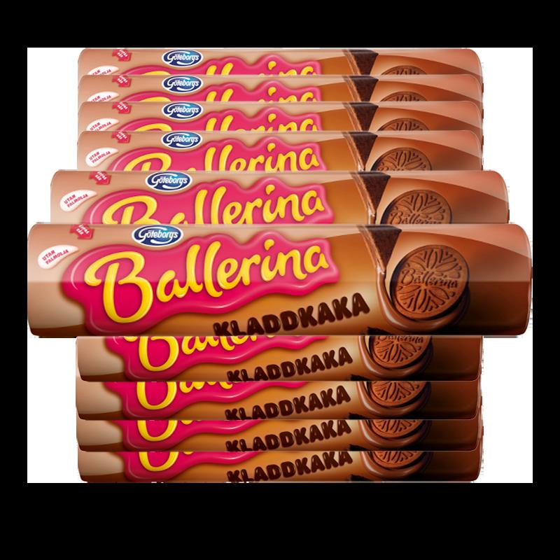 Ballerina Kladdkaka 10-pack - 56% rabatt