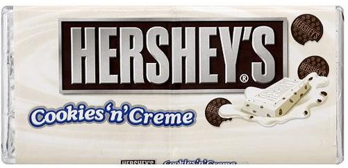 Hersheys Cookies N Creme - 43gram