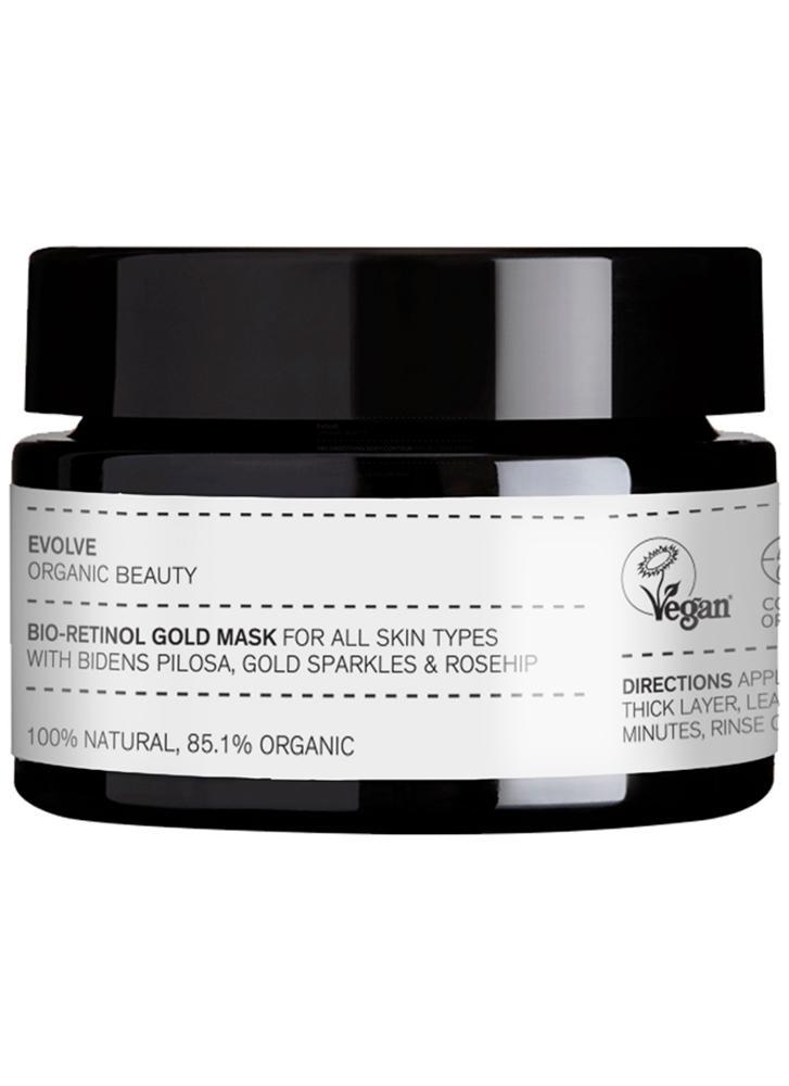 Evolve Bio Retinol Gold Mask Travel