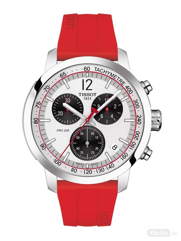 TISSOT PRC 200 Chronograph T114.417.17.037.02