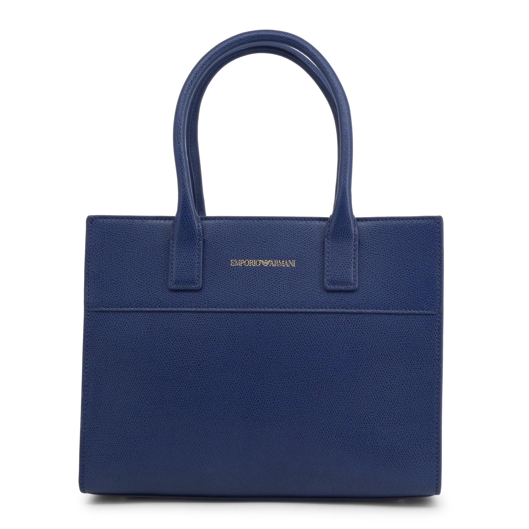 Emporio Armani Women's Handbag Brown Y3A115_YSE2B - blue NOSIZE