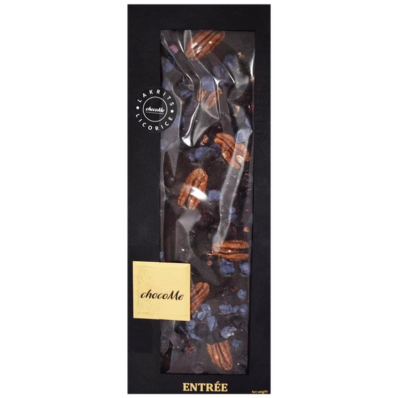 Chokladkaka Lakrits, Nötter & Bär 100g - 71% rabatt