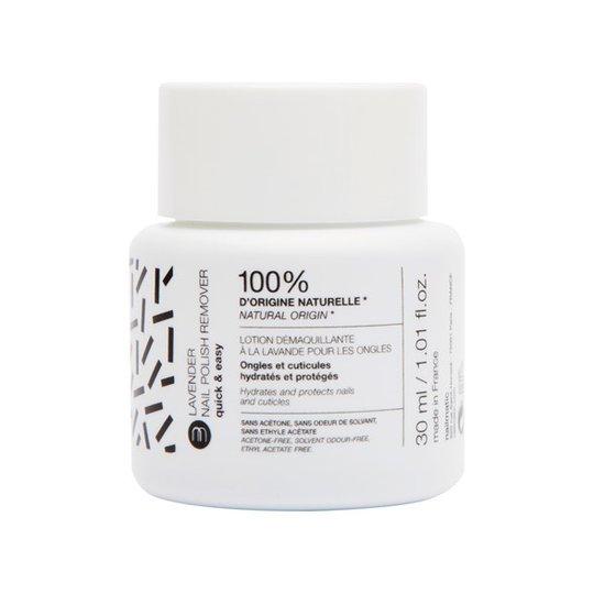 Nailmatic Sponge Nail Polish Remover with Lavender, 30 ml