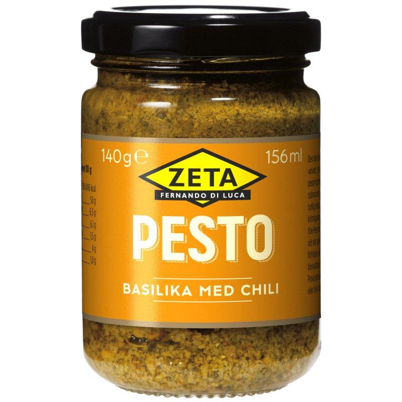 Pesto Chili 140g - 33% alennus