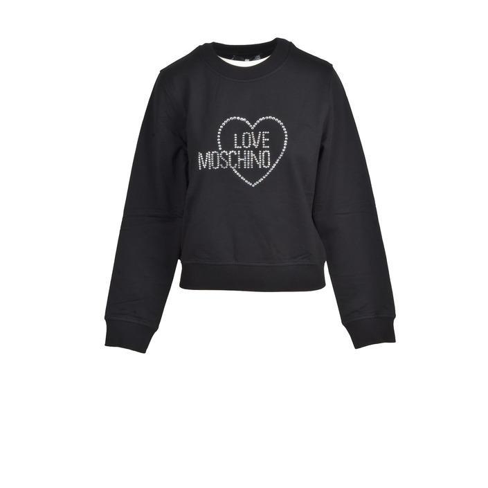 Love Moschino - Love Moschino Women Sweatshirts - black 40