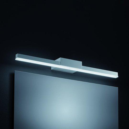 Helestra Ivy LED-peililamppu matta alumiini 60 cm