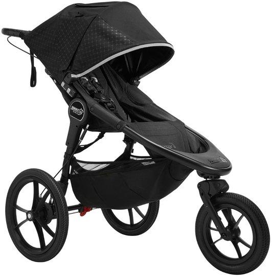 Baby Jogger Summit X3, Mid Black