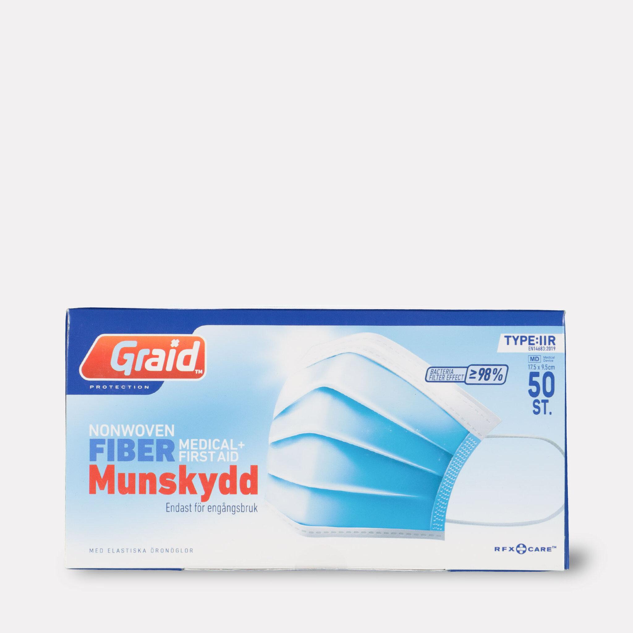 Munskydd 50-pack