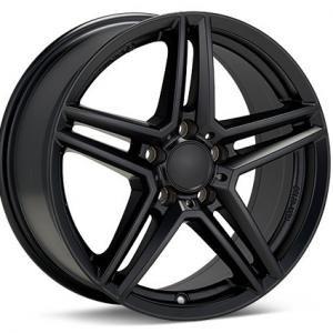 Rial M10 Black 6.5x16 5/112 ET49 B66.6