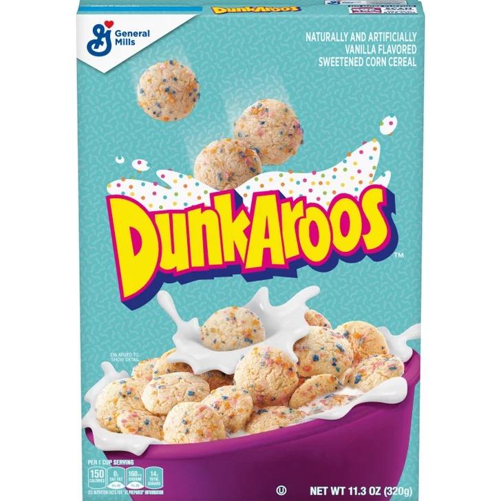 Dunkaroos Cereal 320g