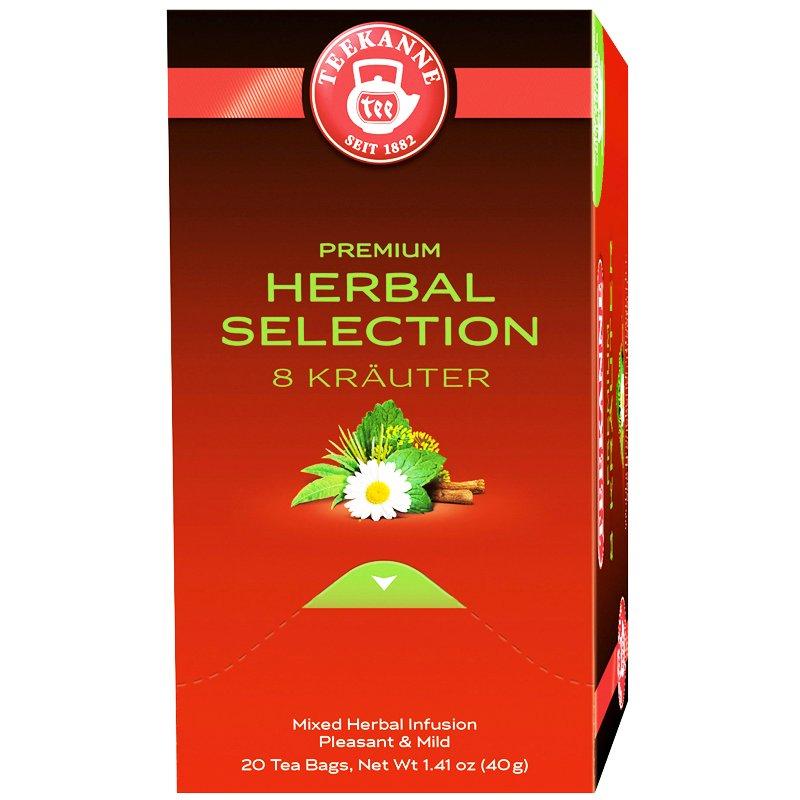 """Te """"Herbal Selection"""" 20 x 2g - 67% rabatt"""