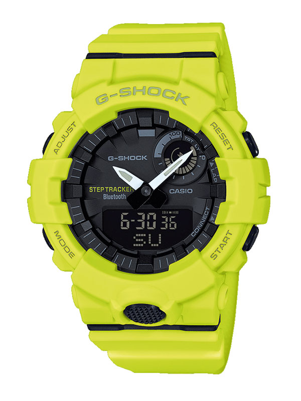 Casio G-Shock Step Tracker Bluetooth GBA-800-9AER