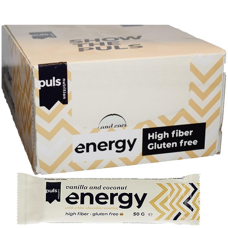 Energiapatukat Chocolate & Coconut - 21% alennus