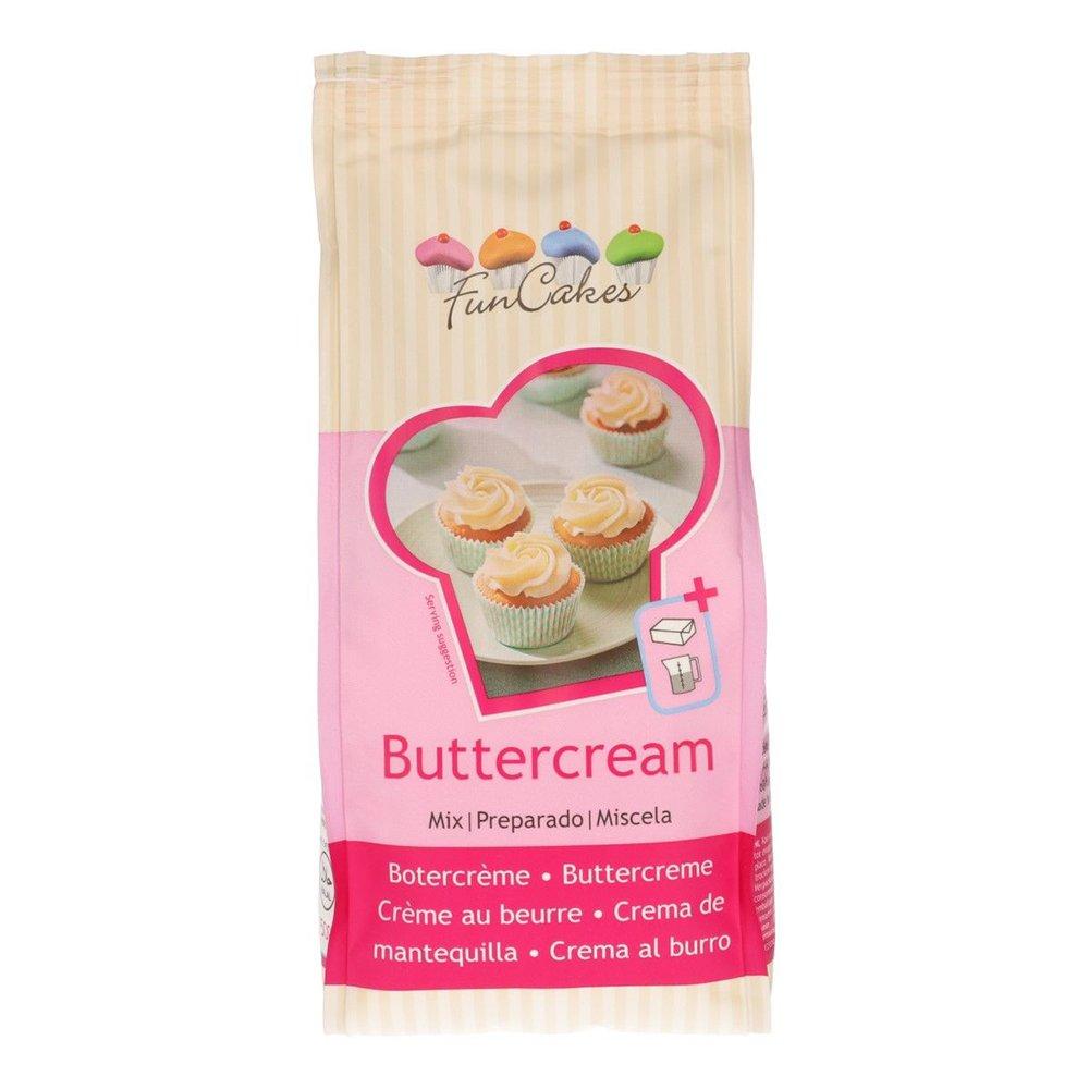 FunCakes Bakmix Buttercream/Smörkräm - 500g