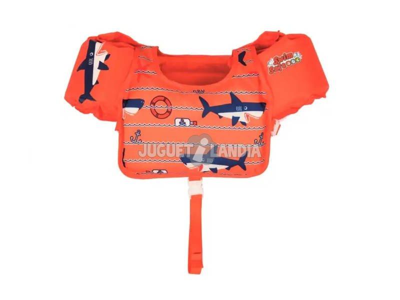 Bestway - Swim Vest - Orange (18-30 kg)