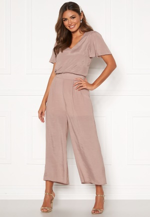 Happy Holly Mandy wide pants Dusty pink 32/34