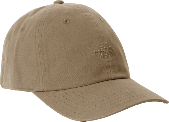 The North Face Washed Norm Hat Mössor & Kepsar UTILITY BROWN