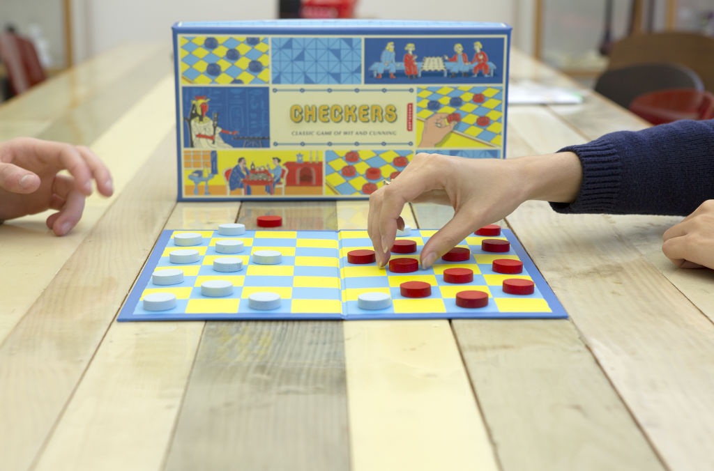Checkers (GG146)