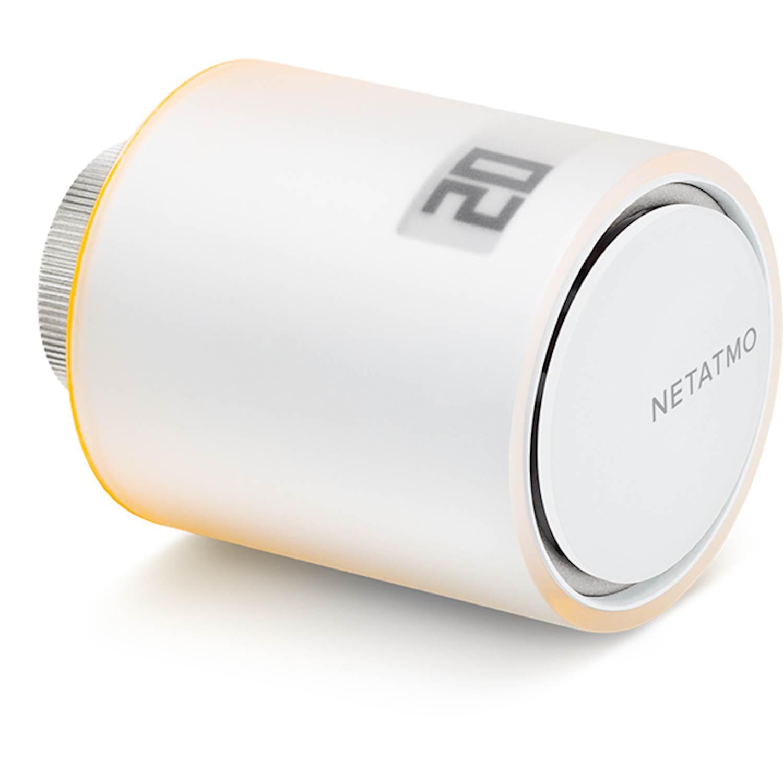 Netatmo Extra Smart Radiator 1 pack