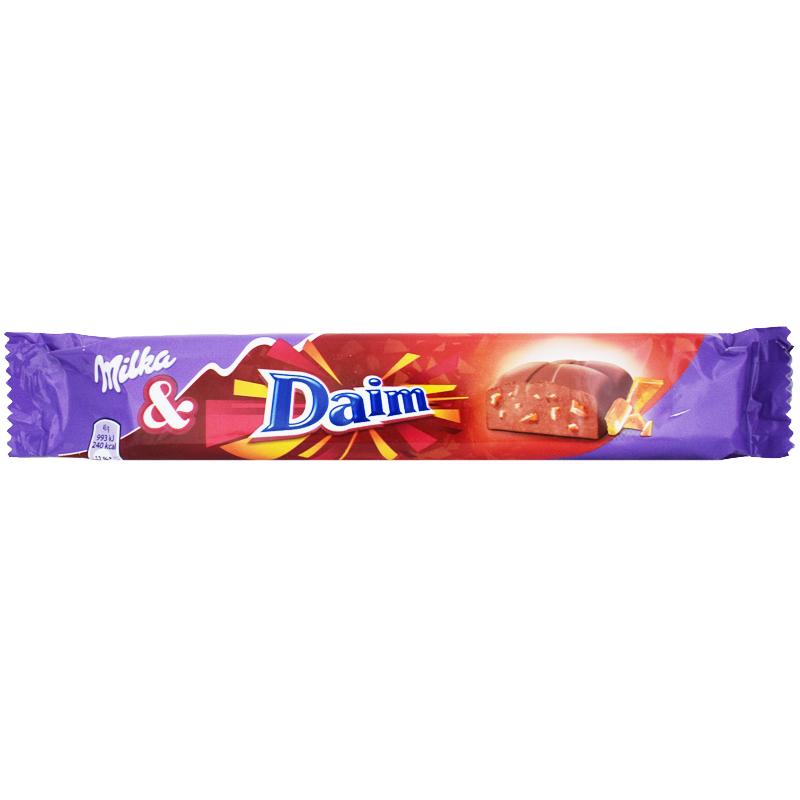 Chokladbar Daim 45g - 21% rabatt
