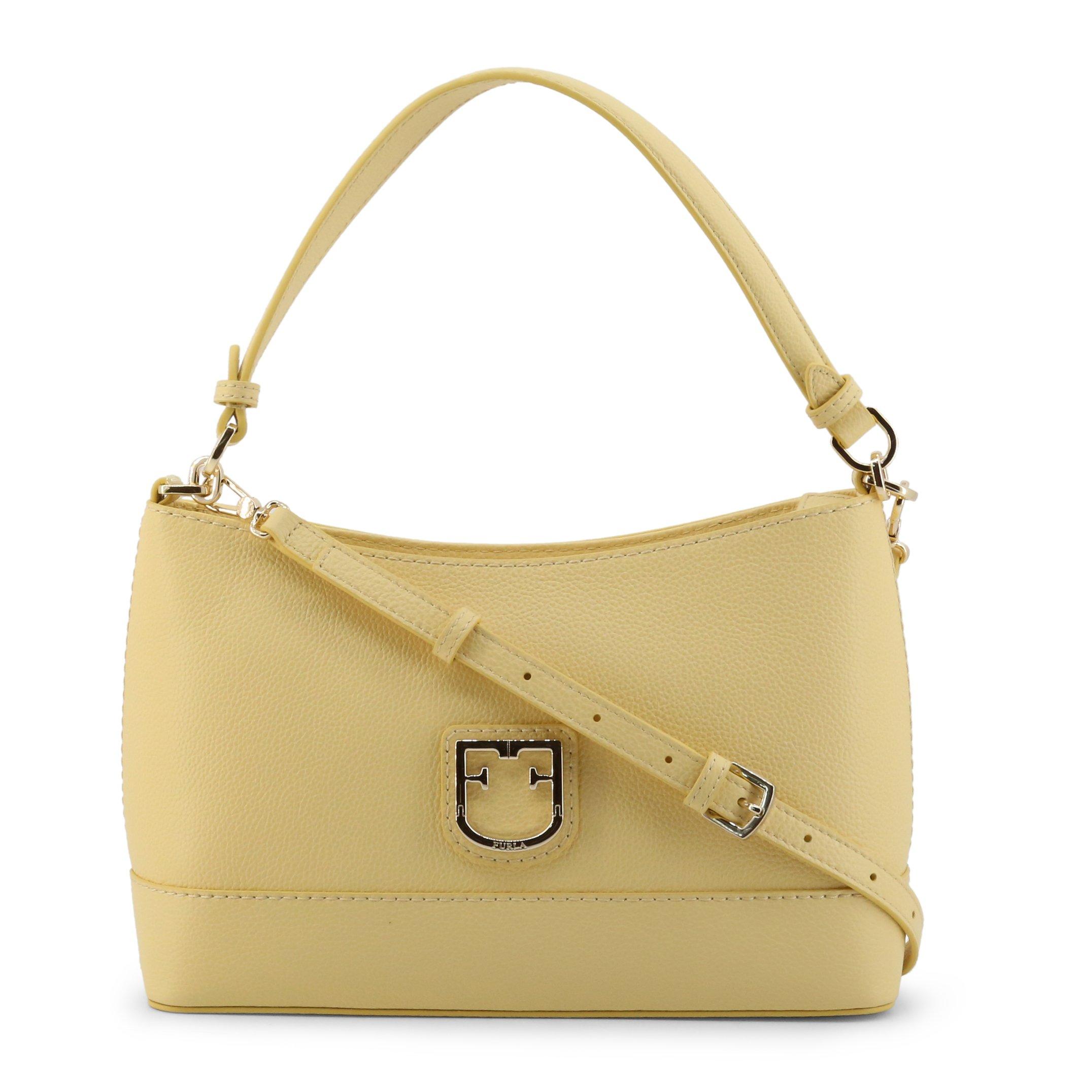 Furla Women's Handbag Various Colours HARPER_WB00063 - yellow NOSIZE