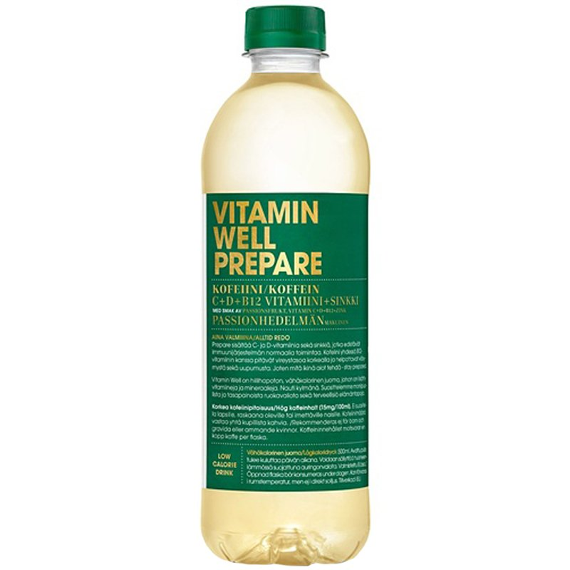 Vitamiinijuoma Passionhedelmä - 34% alennus