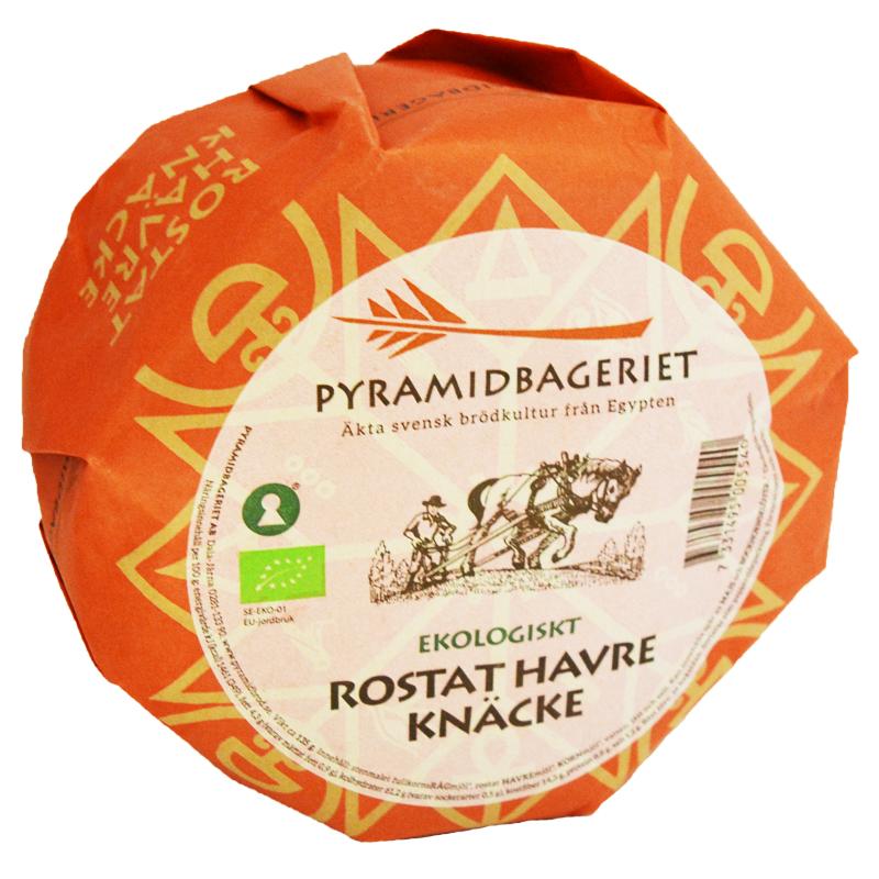 """Havreknäcke """"Rostat"""" 135g - 44% rabatt"""