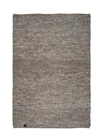 Merino teppe - Grå, 250x350
