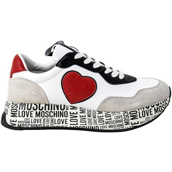 Love Moschino - Love Moschino Women Sneakers - white 37