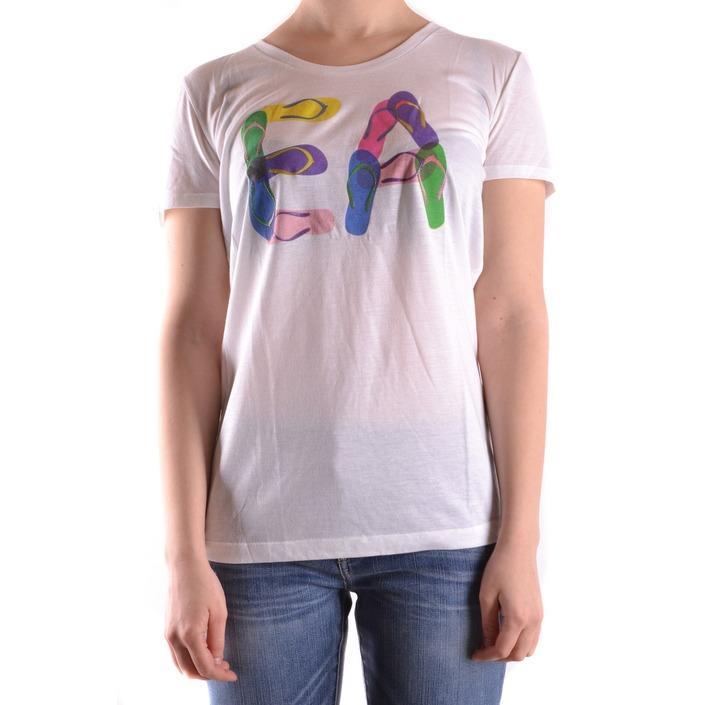 Emporio Armani Women's T-Shirt White 162382 - white 46