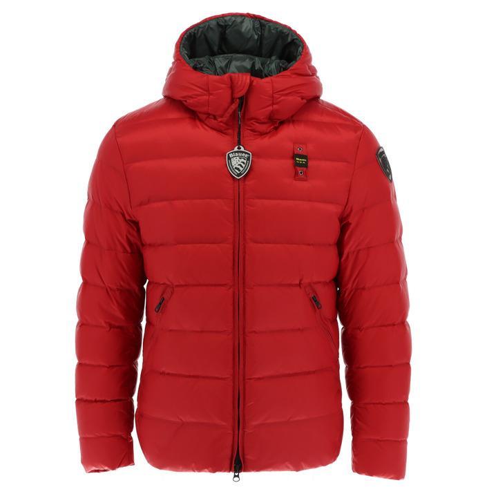 Blauer Men's Jacket Red 311829 - red 3XL