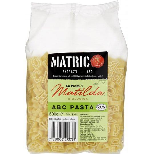 """Pasta """"ABC"""" 500g - 17% rabatt"""