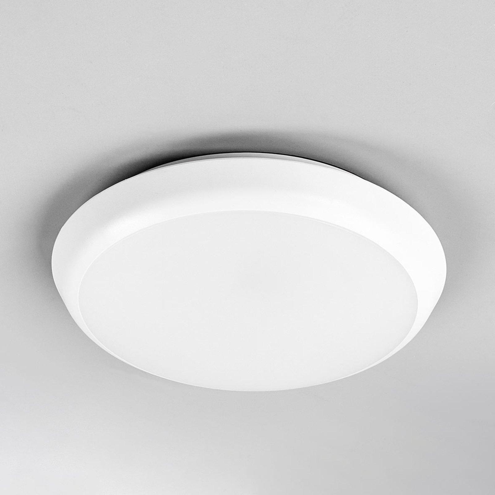 Rund LED-taklampe Augustin, 20 cm