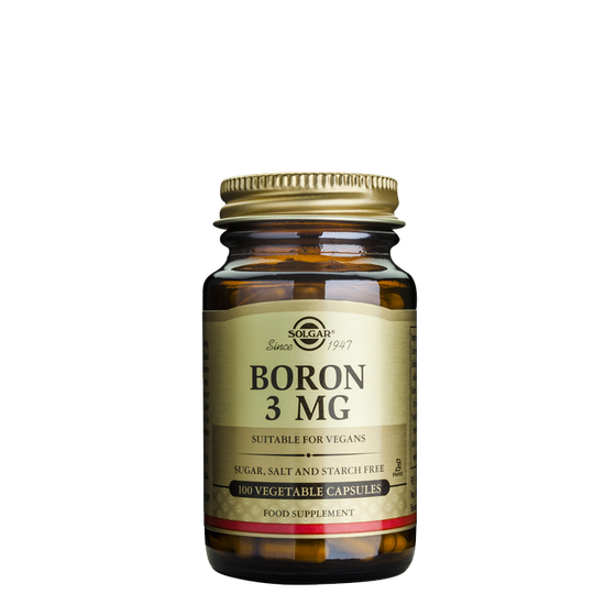 Boron, 100 kapslar