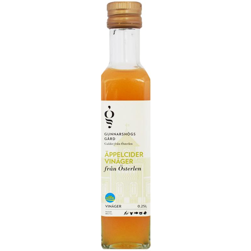 Äppelcidervinäger 25cl - 41% rabatt