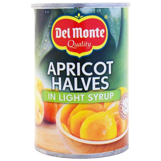 Aprikoosinpuolikkaita Sokeriliemessä - 24% alennus