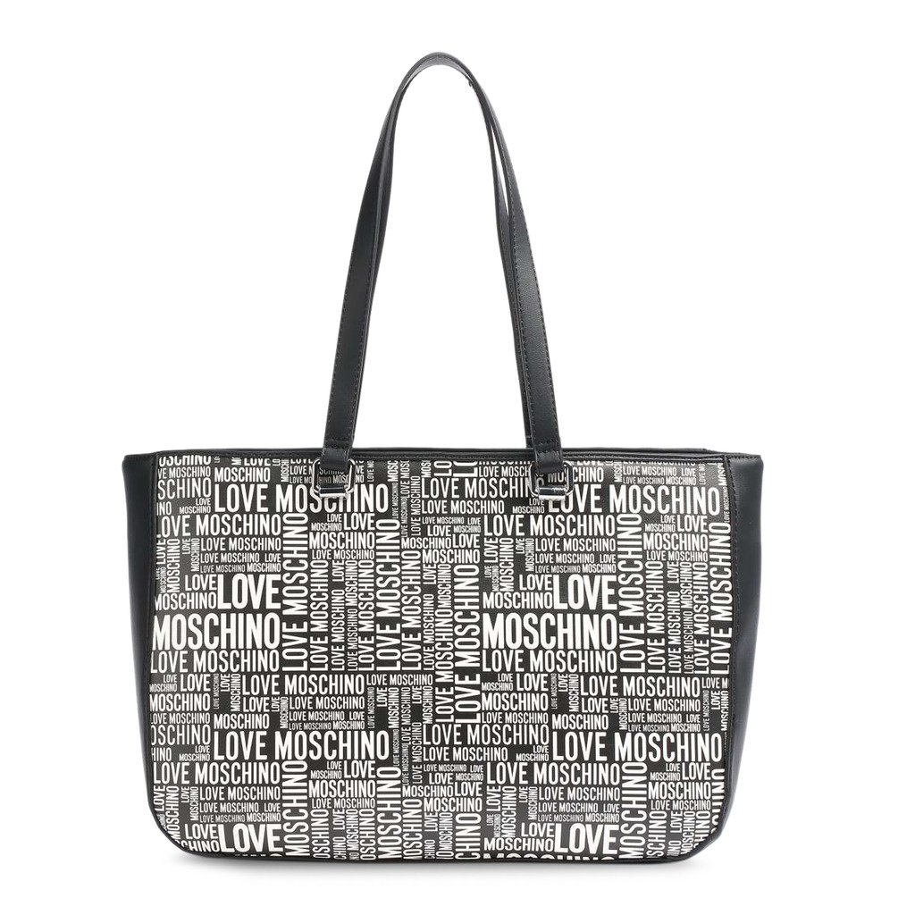 Love Moschino Women's Shoulder Bag Black JC4156PP1DLE1 - black NOSIZE