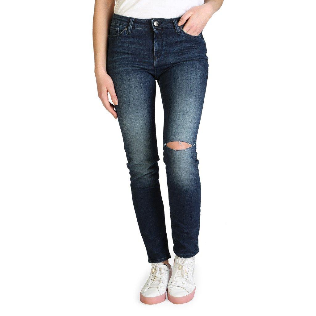 Armani Exchange Women's Jeans Blue 332103 - blue 33