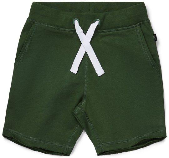 Luca & Lola Fabriano Shorts, Army Green 110-116