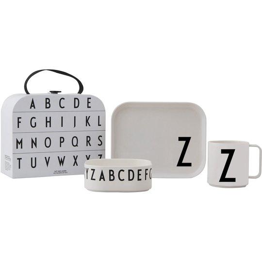 Design Letters Tritan Servis 4-del, Z