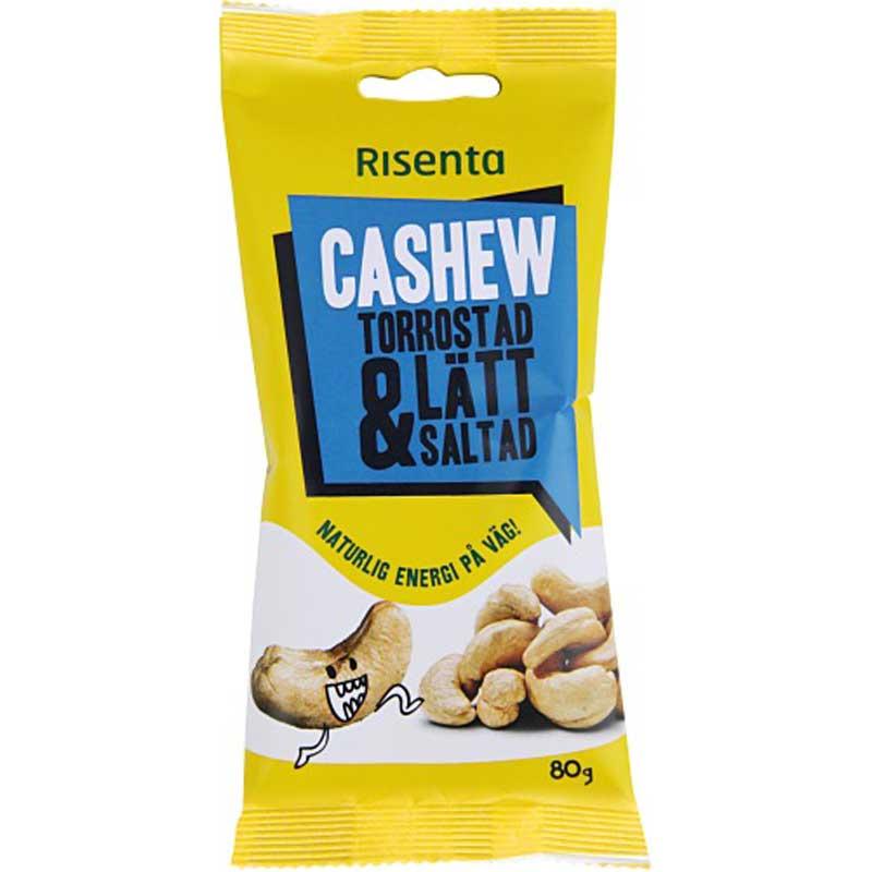 Cashew Torrostad & Lätt saltad - 50% rabatt