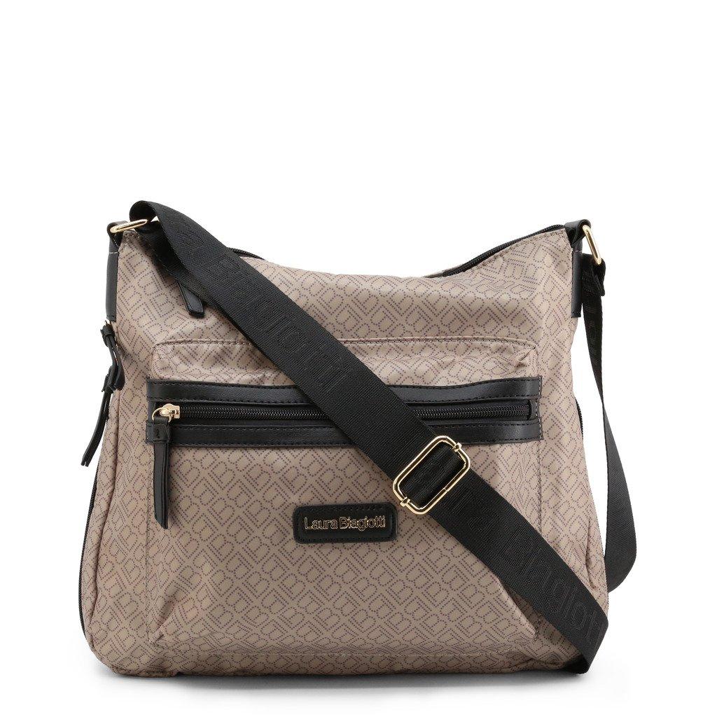 Laura Biagiotti Women's Crossbody Bag Brown Thia-105-10 - brown NOSIZE