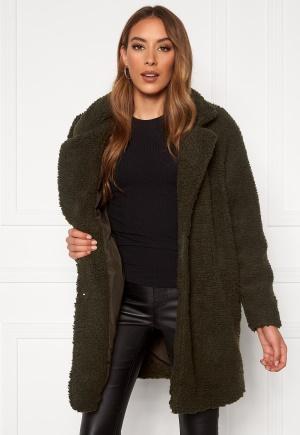 ONLY Laurelia Sherpa Coat Rosin L
