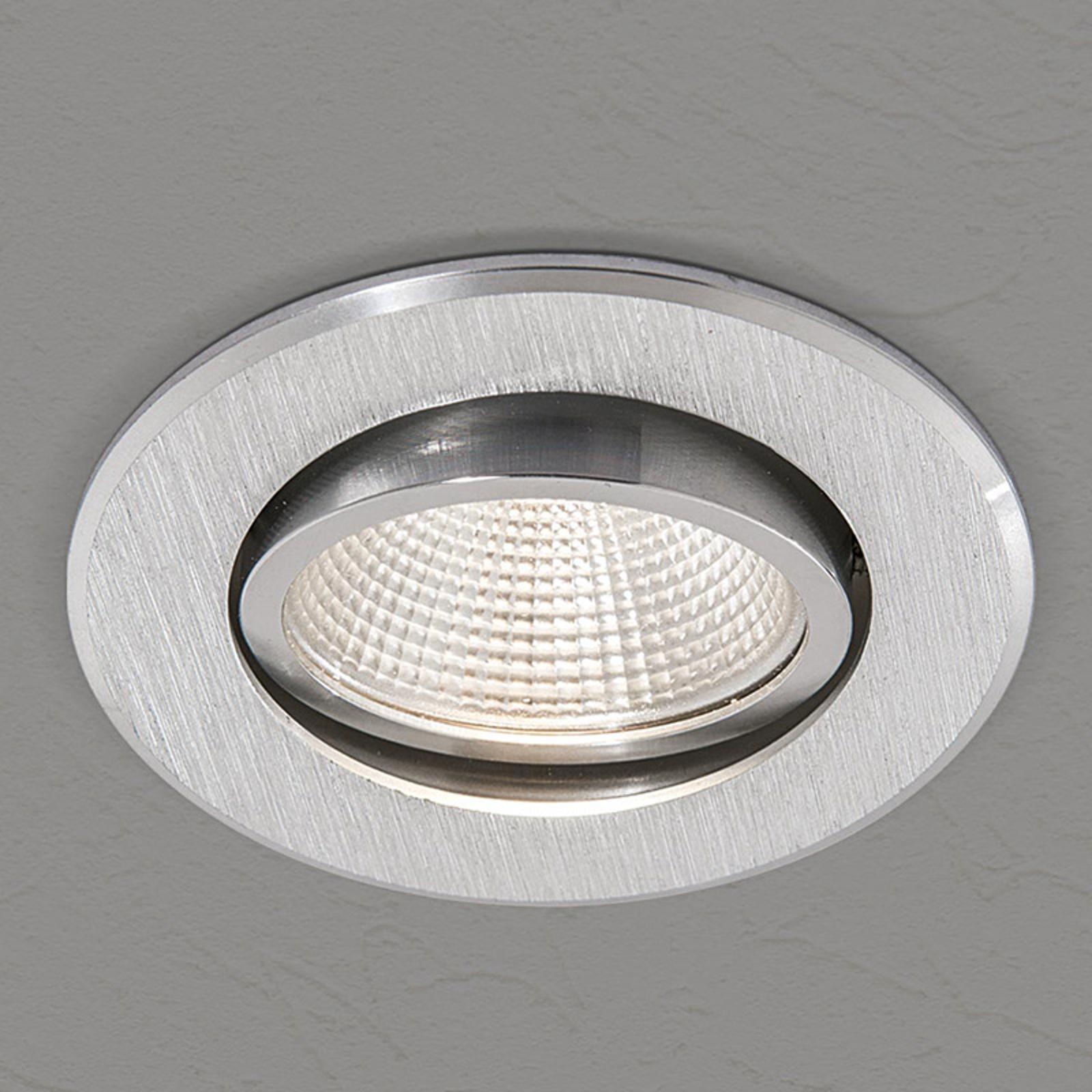 Upotettava pyöreä LED-lamppu Sabet